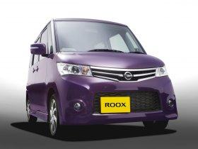 Ver foto 3 de Nissan Roox 2009