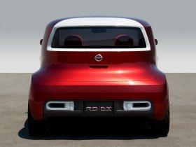 Ver foto 2 de Nissan Round Box Concept 2007