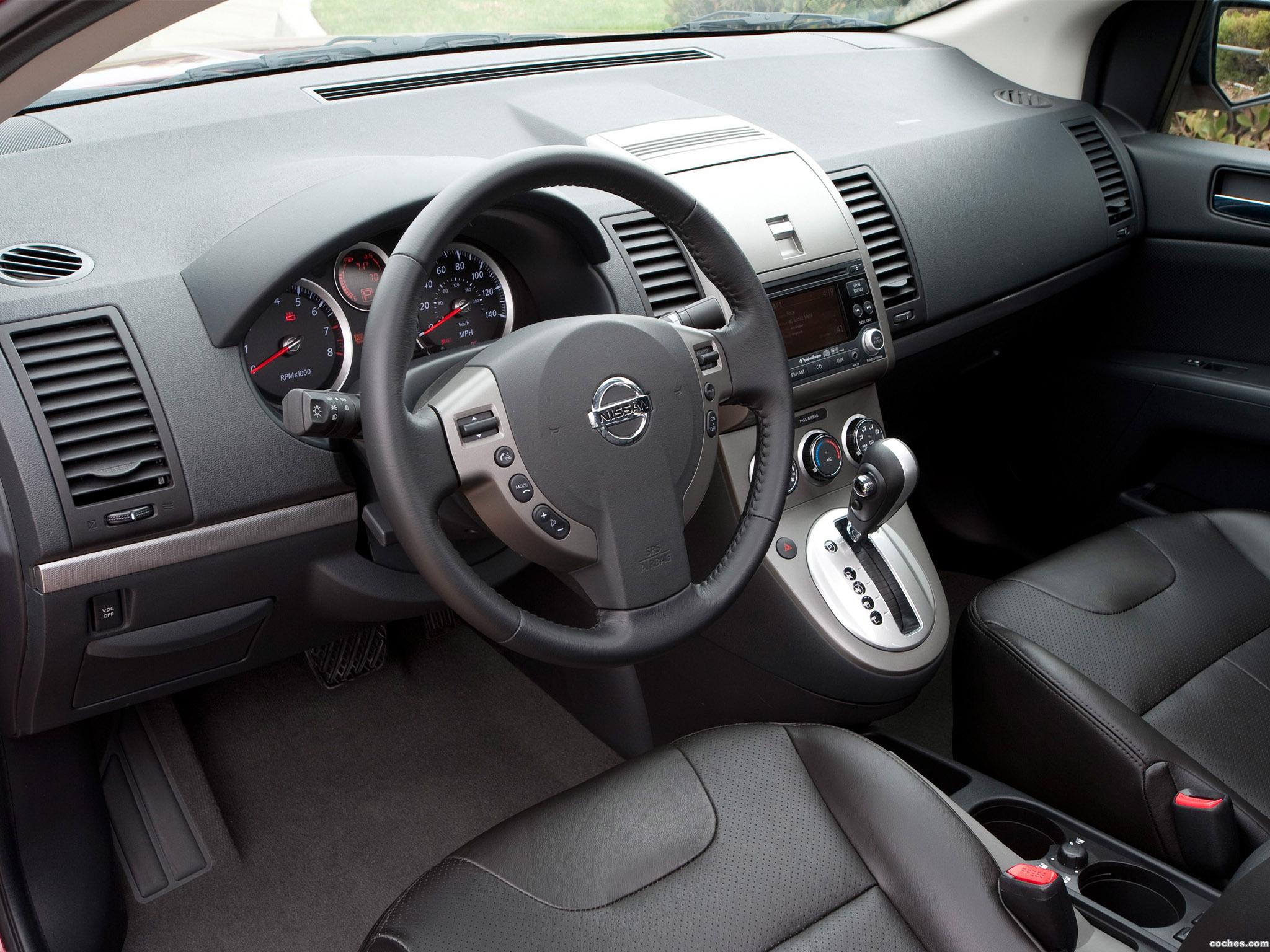 Foto 14 de Nissan Sentra C16 2009