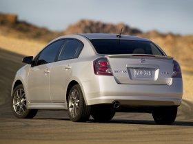 Ver foto 2 de Nissan Sentra SE-R 2008