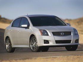 Ver foto 1 de Nissan Sentra SE-R 2008