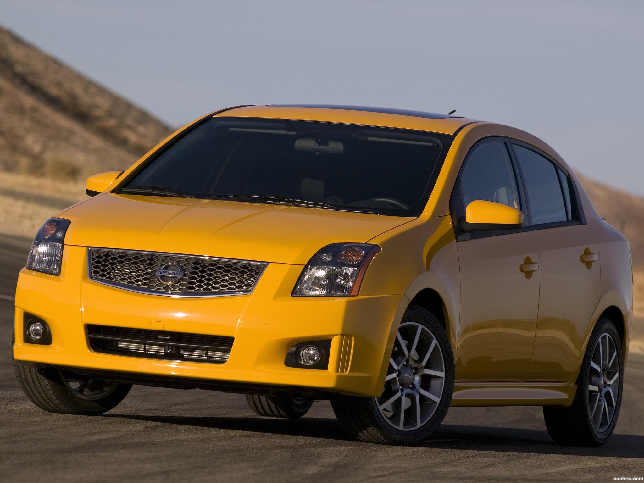 Foto 0 de Nissan Sentra SE-R Spec V 2008