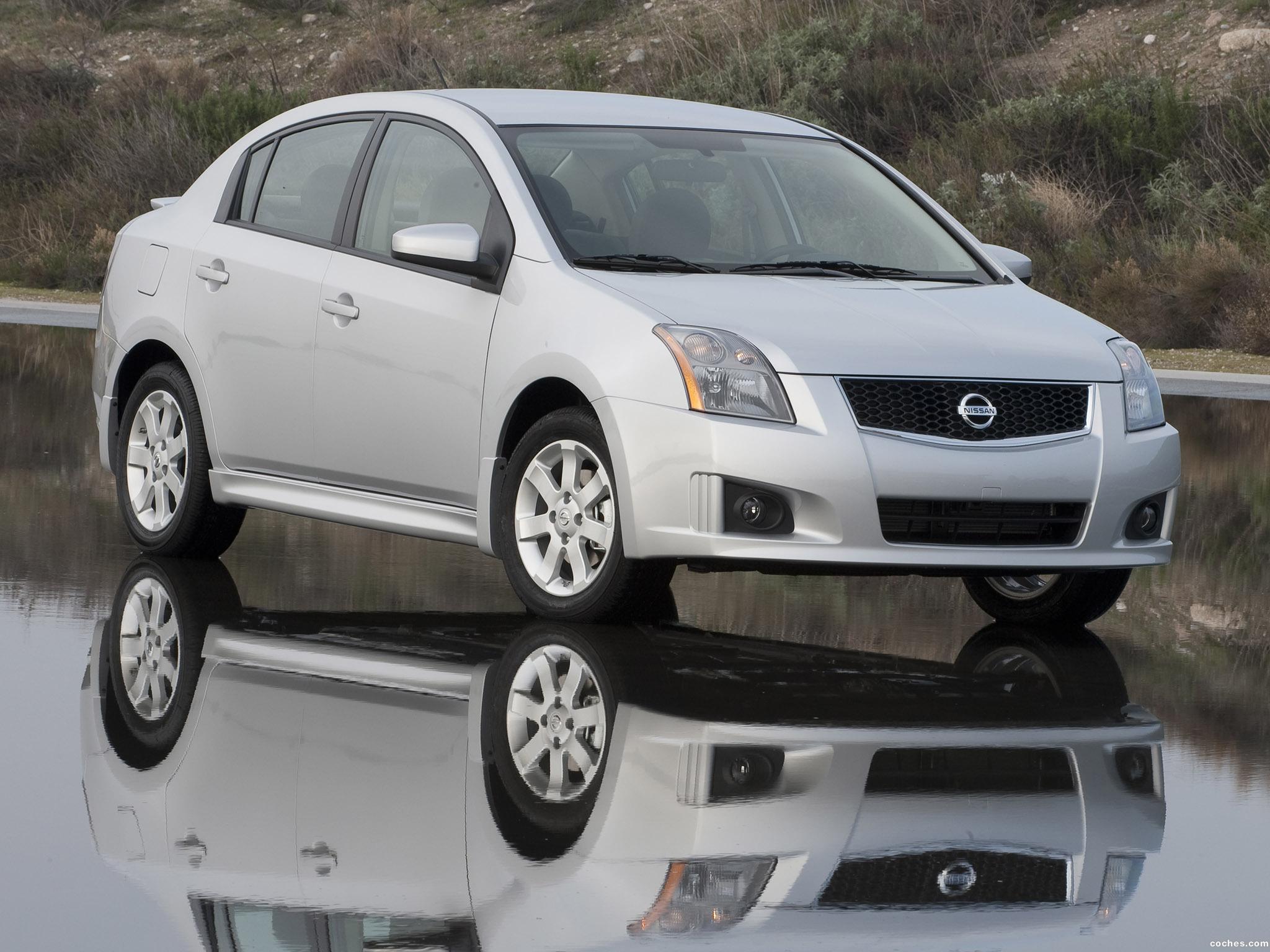 Foto 0 de Nissan Sentra SR 2009