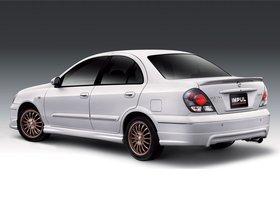 Ver foto 2 de Nissan Sentra by Impul 2010