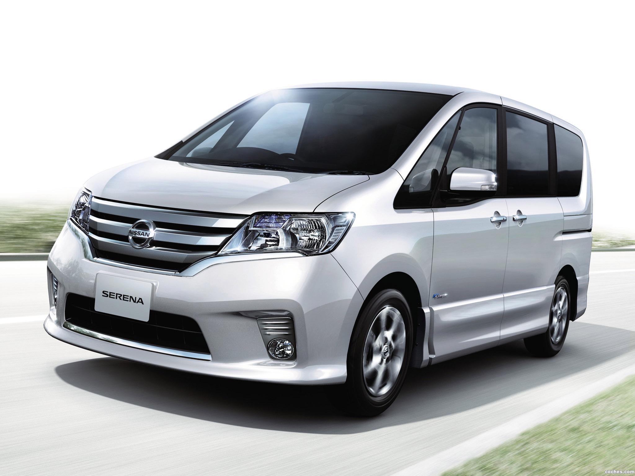 Foto 0 de Nissan Serena Highway Star S Hybrid C26 2012