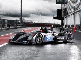 Ver foto 8 de Nissan Signature LMP2 Race Car 2011