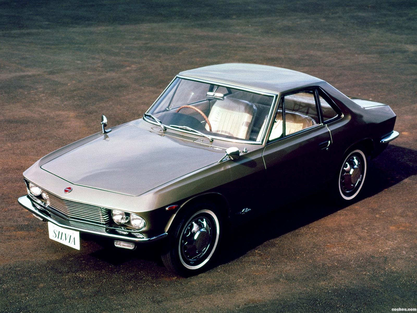 Foto 0 de Nissan Silvia CSP311 1965