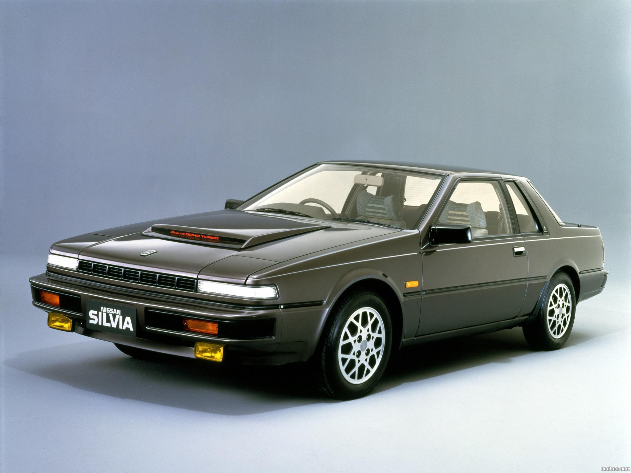 Foto 0 de Nissan Silvia Coupe S12 1983