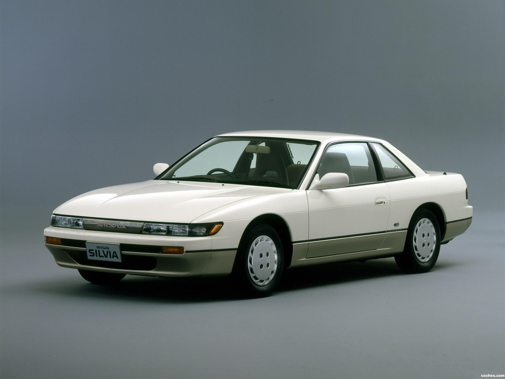 Foto 0 de Nissan Silvia J S13 1988