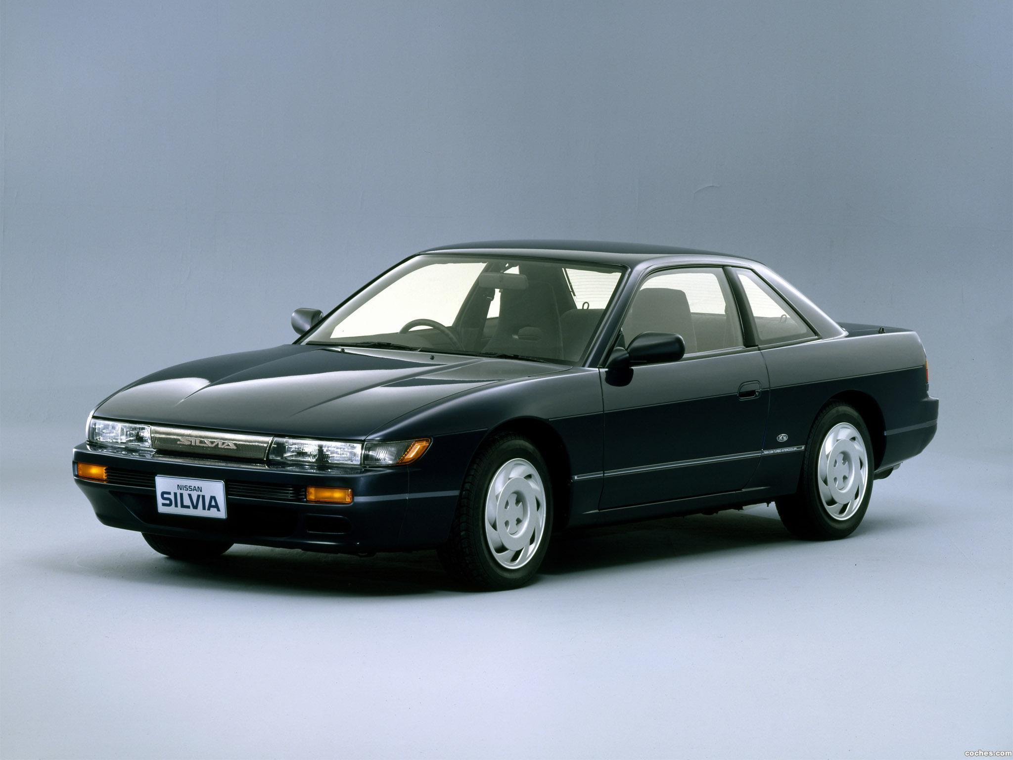 Foto 0 de Nissan Silvia K S13 1988