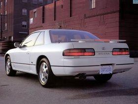 Ver foto 2 de Nissan Silvia Q S13 1988
