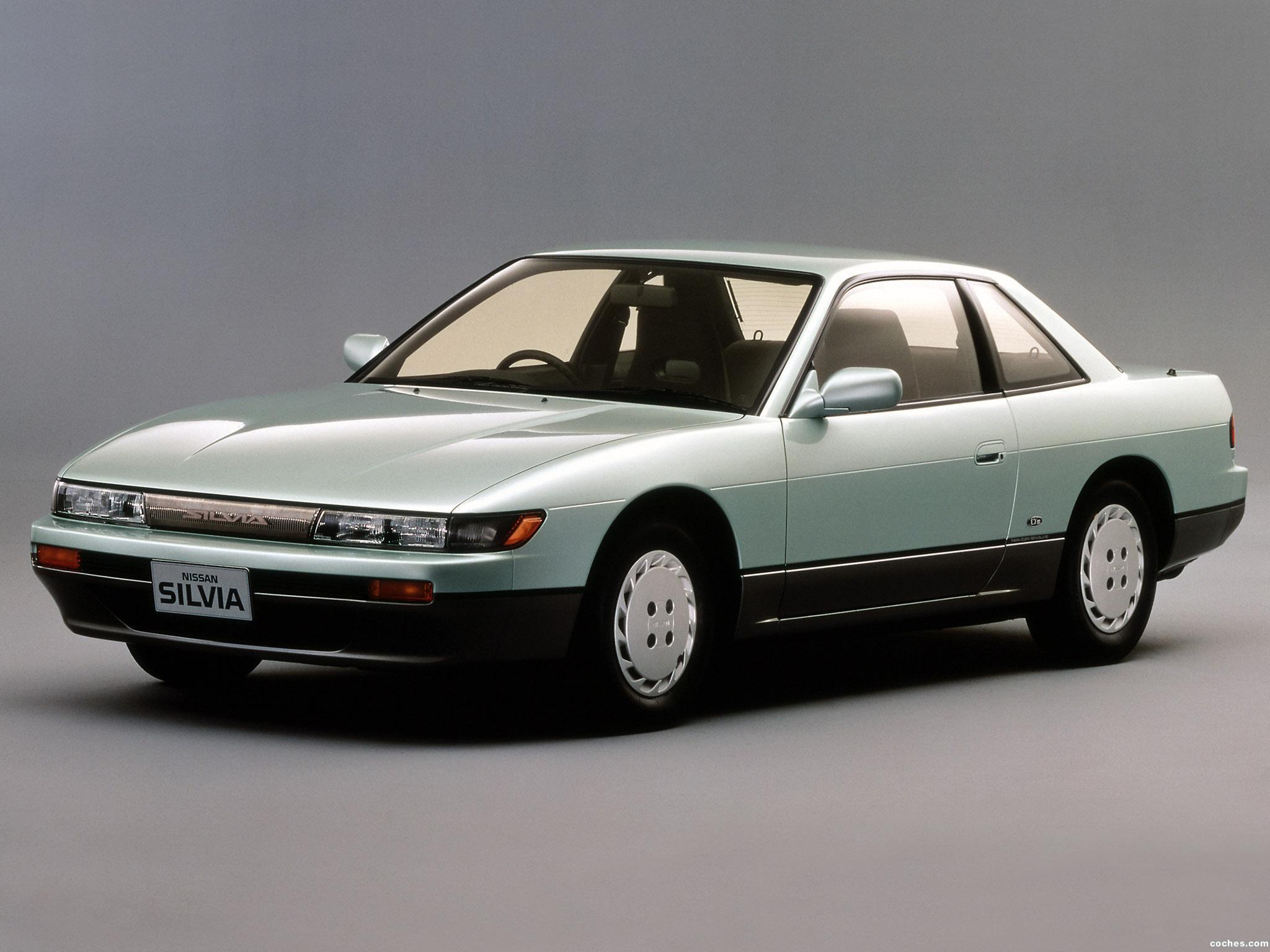 Foto 0 de Nissan Silvia Q S13 1988
