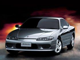 Ver foto 1 de Nissan Silvia Spec-R Aero S15 1999