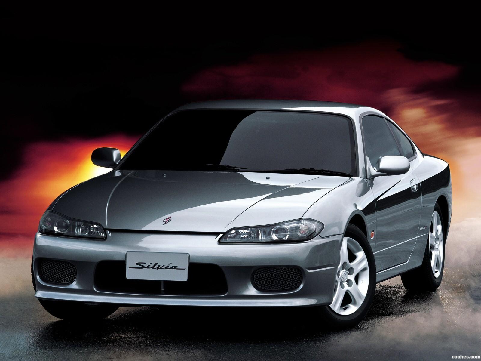 Foto 0 de Nissan Silvia Spec-R Aero S15 1999