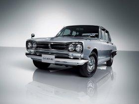 Fotos de Nissan Skyline 1500 Deluxe C10 1968