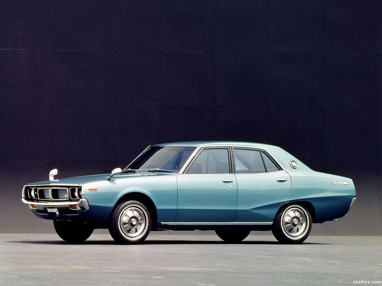 Foto 0 de Nissan Skyline 2000 GT GC110 1972