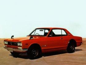 Ver foto 3 de Nissan Skyline 2000 GT-R C10 1969