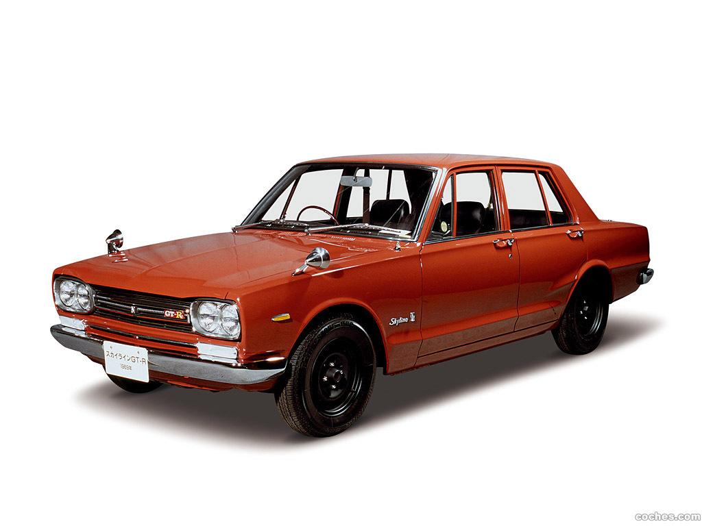 Foto 0 de Nissan Skyline 2000 GT-R C10 1969