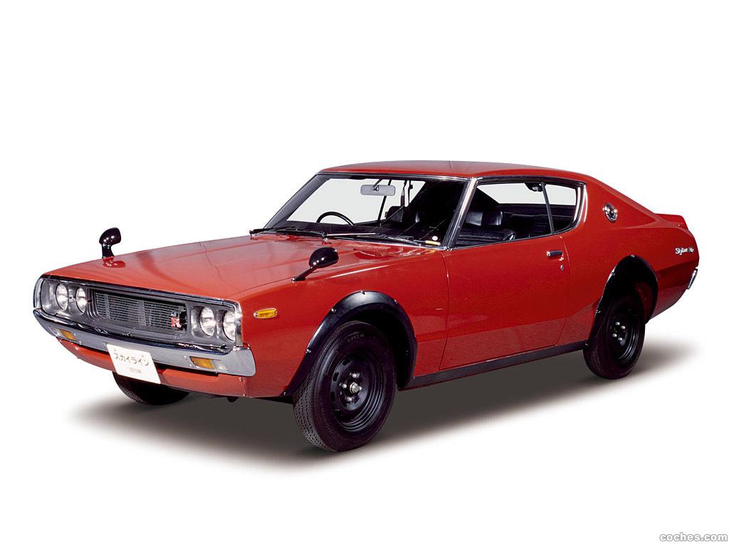 Foto 0 de Nissan Skyline 2000 GT-R C110 1972