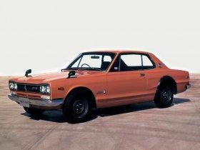 Ver foto 2 de Nissan Skyline 2000 GT-R KPGC10 1970