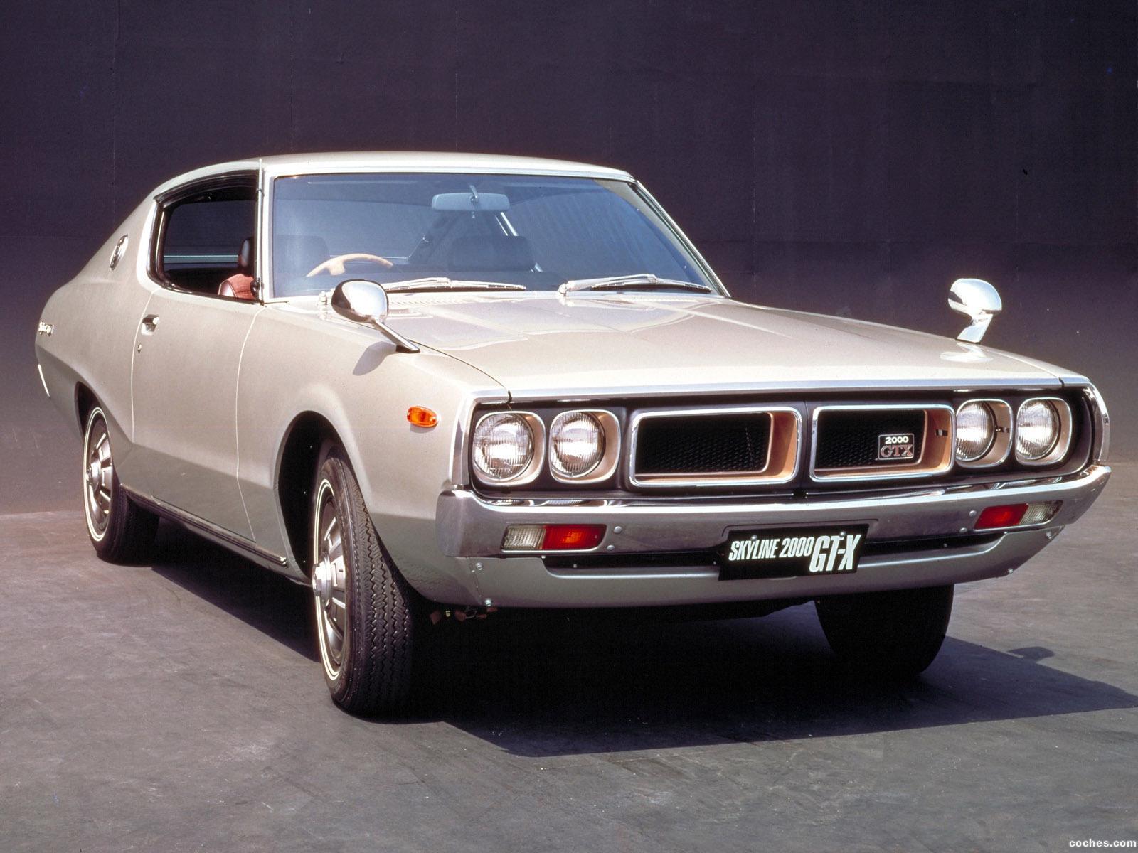 Foto 0 de Nissan Skyline 2000 GT X C110 1972