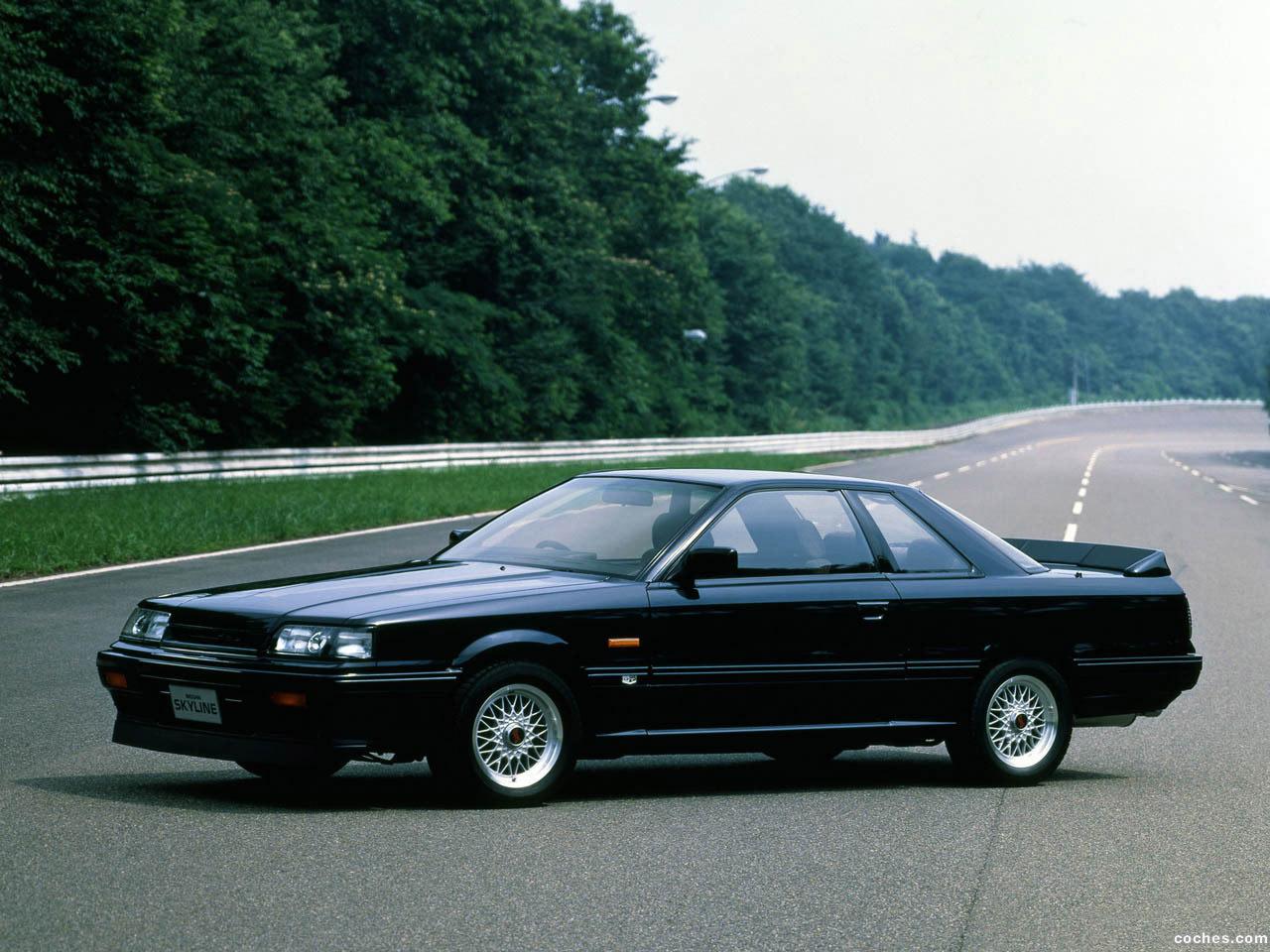 Foto 0 de Nissan Skyline 2000 GTS-R KRR31 1987