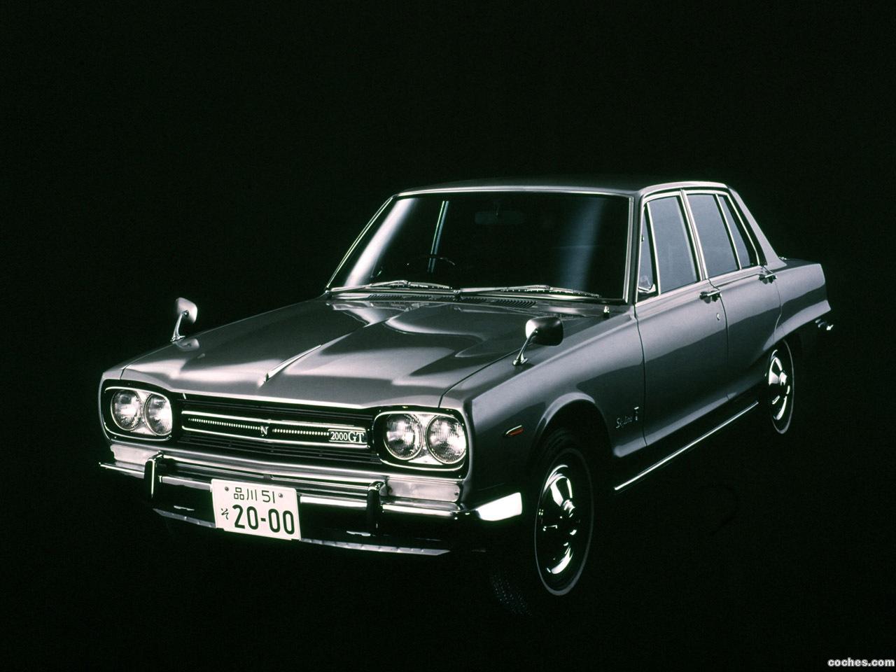 Foto 0 de Nissan Skyline 2000GT C10 1968