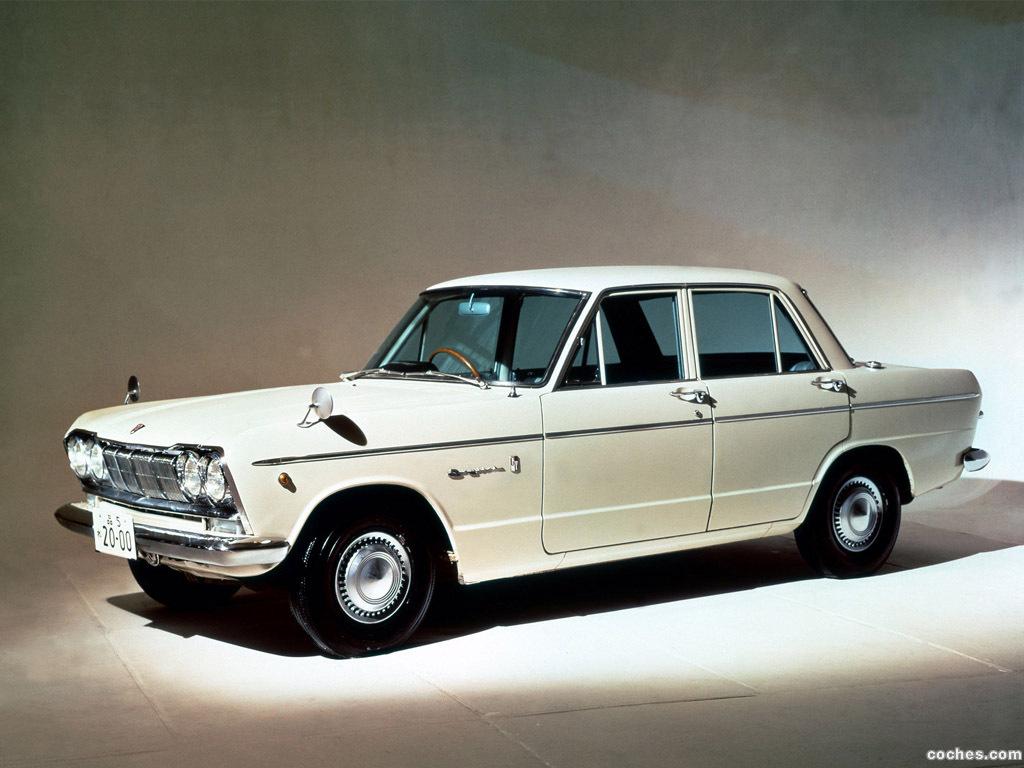 Foto 0 de Nissan Skyline 2000GT S50 1964