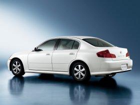 Ver foto 6 de Nissan Skyline 2001