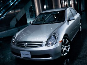 Ver foto 1 de Nissan Skyline 2001