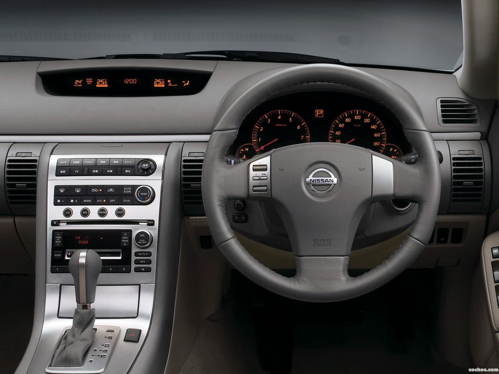 Foto 7 de Nissan Skyline 2001