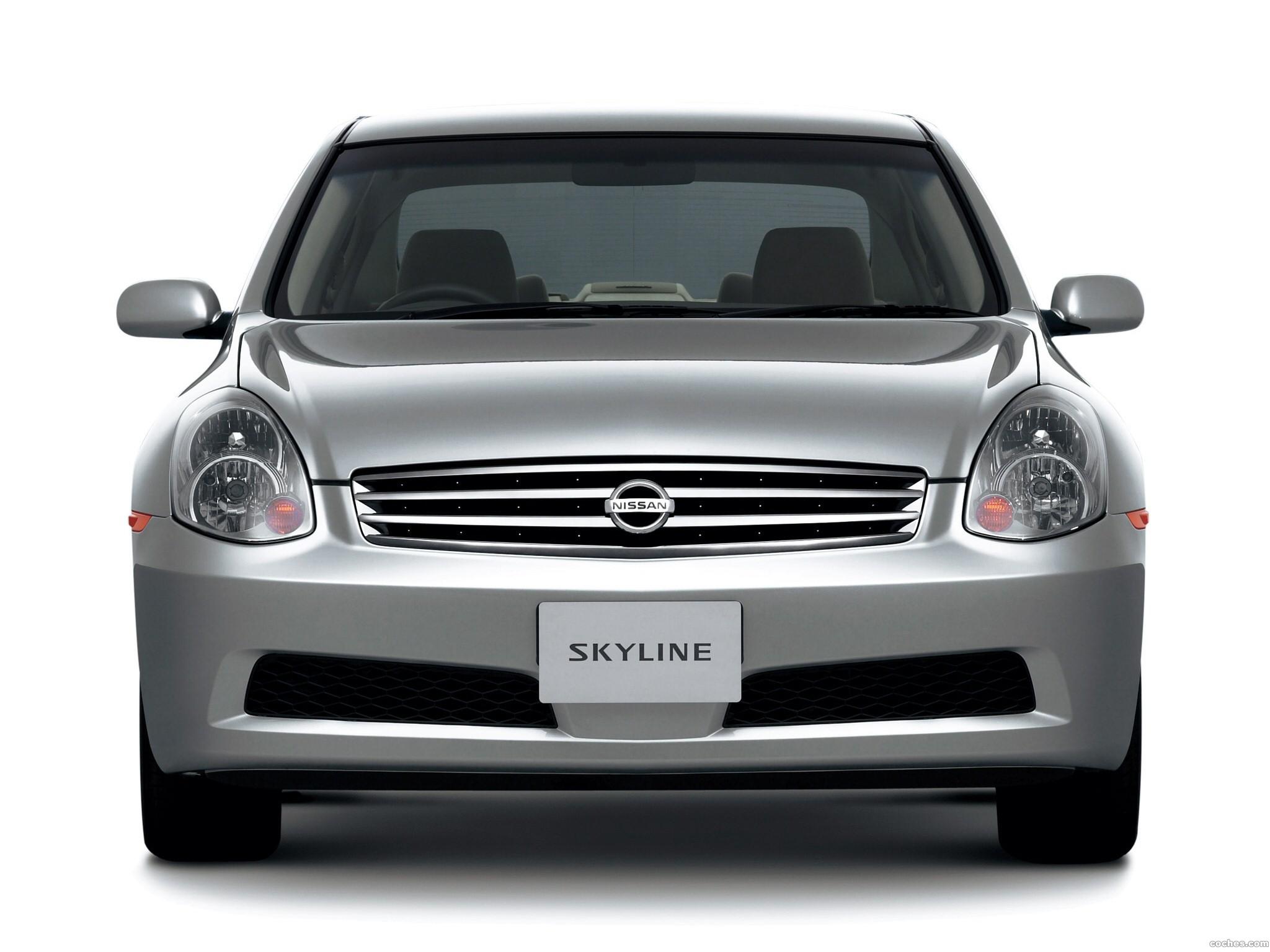 Foto 4 de Nissan Skyline 2001