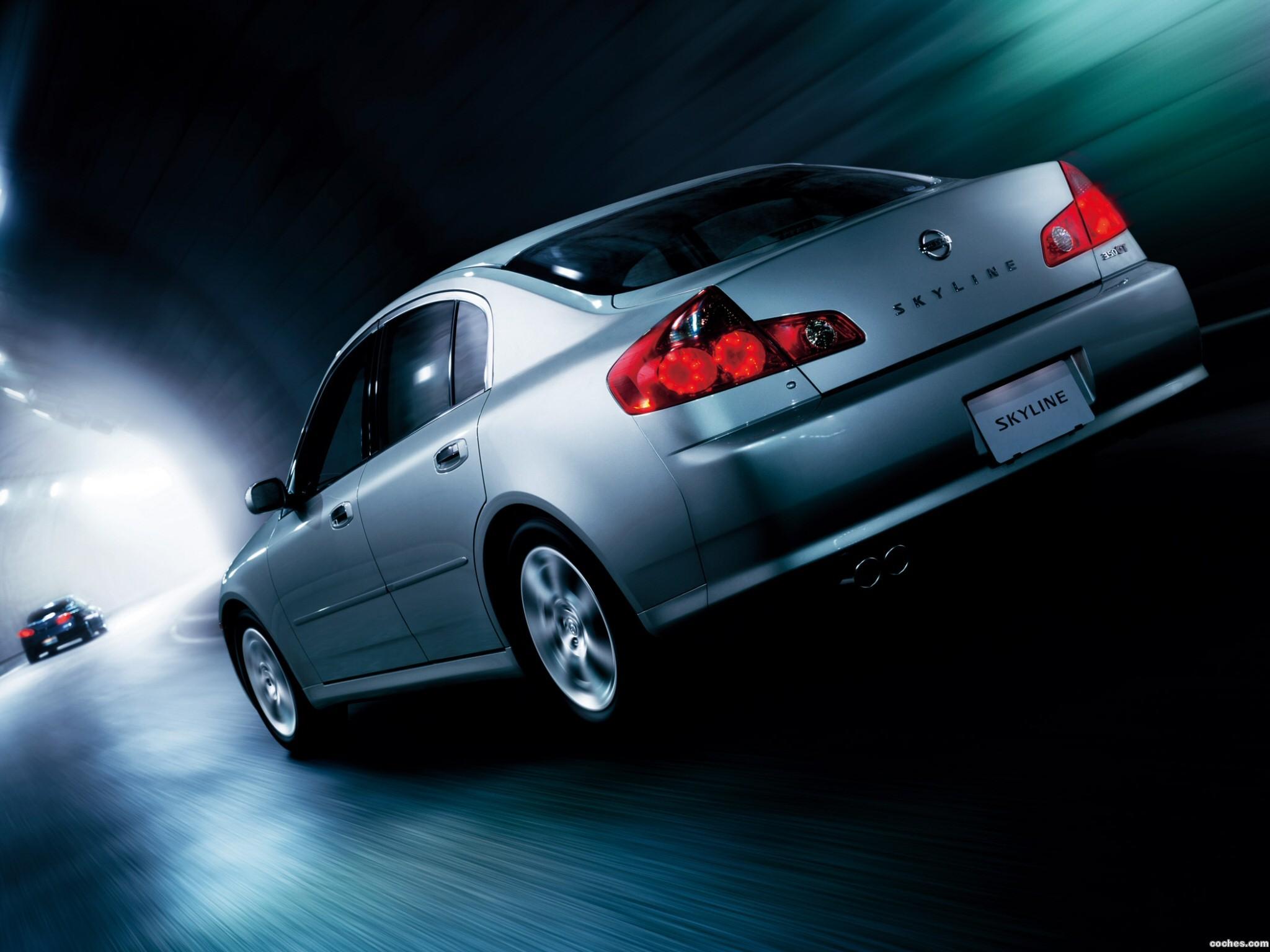 Foto 1 de Nissan Skyline 2001