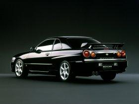 Ver foto 3 de Nissan Skyline 25GT Turbo R34 1998