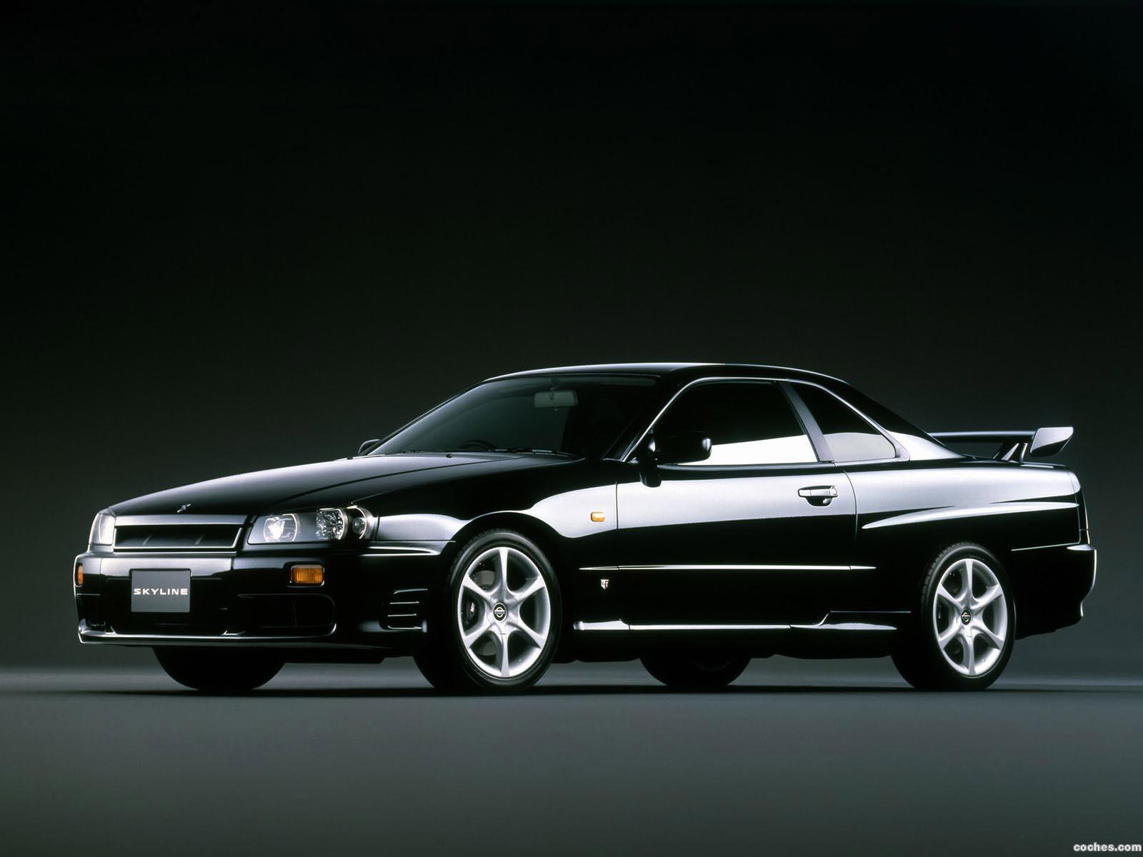 Foto 0 de Nissan Skyline 25GT Turbo R34 1998