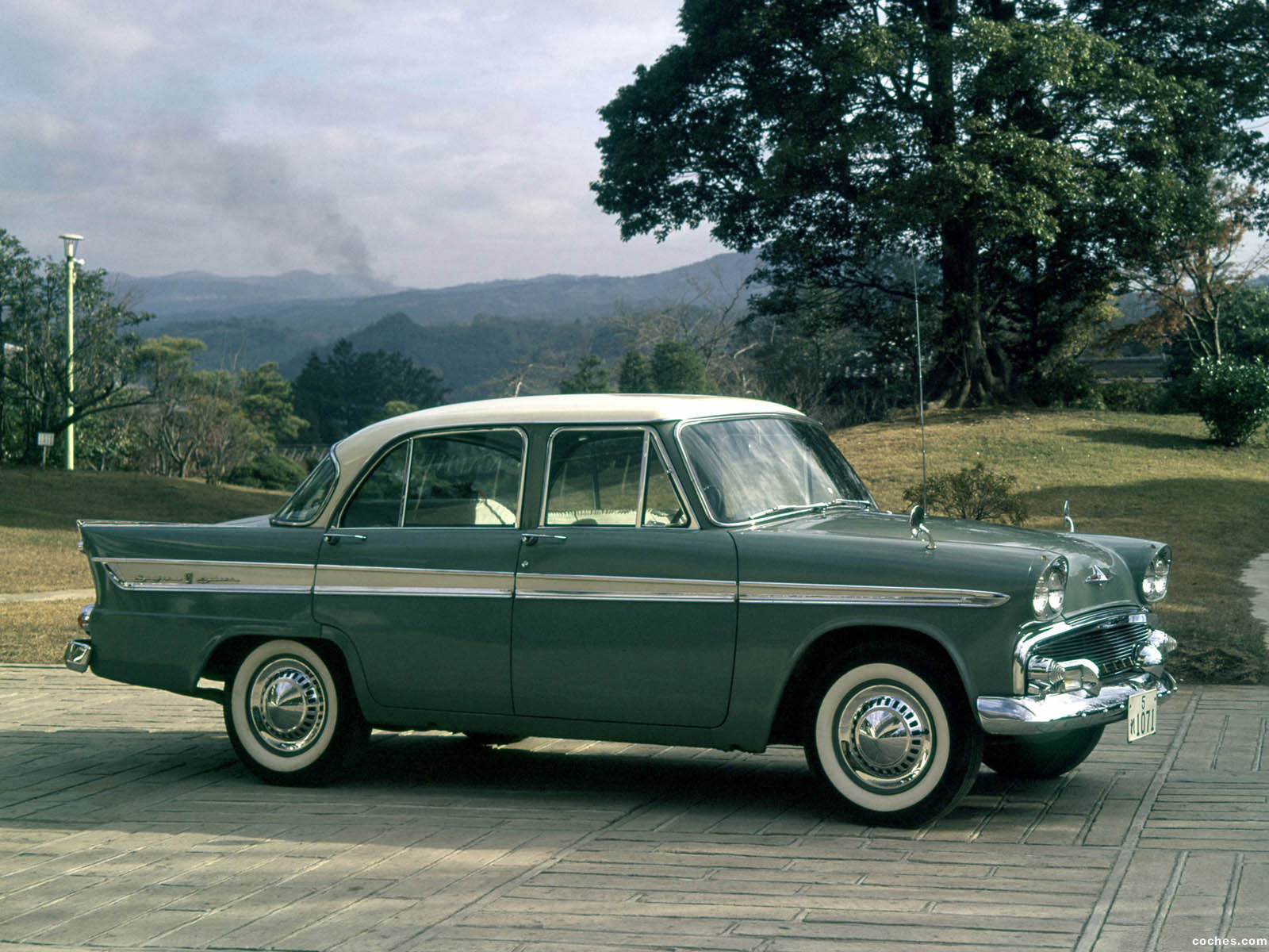 Foto 0 de Nissan Skyline ALSI 1957