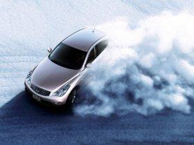 Ver foto 3 de Nissan Skyline Crossover 2009
