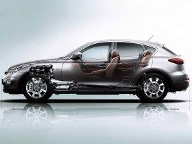 Ver foto 2 de Nissan Skyline Crossover 2009