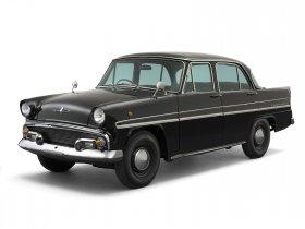 Ver foto 2 de Nissan Skyline Deluxe ALSID-1 1957