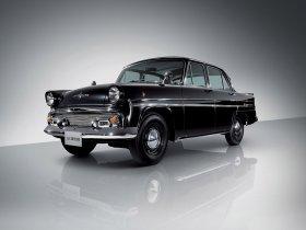 Fotos de Nissan Skyline Deluxe ALSID-1 1957