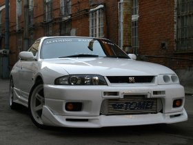 Ver foto 10 de Nissan Skyline GT-R BCNR33 1995