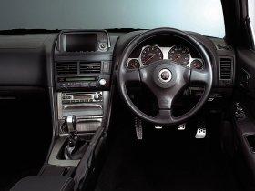 Ver foto 11 de Nissan Skyline GT-R BNR34 1999