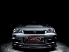 Ver foto 2 de Nissan Skyline GT-R BNR34 1999