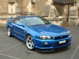 Ver foto 1 de Nissan Skyline GT-R BNR34 1999