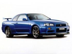 Ver foto 8 de Nissan Skyline GT-R BNR34 1999