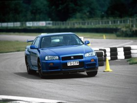 Ver foto 7 de Nissan Skyline GT-R BNR34 1999