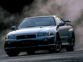 Ver foto 6 de Nissan Skyline GT-R BNR34 1999