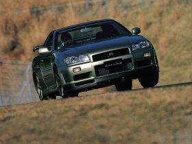 Ver foto 5 de Nissan Skyline GT-R BNR34 1999