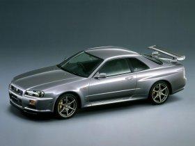Ver foto 4 de Nissan Skyline GT-R BNR34 1999