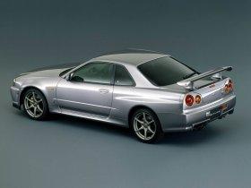 Ver foto 3 de Nissan Skyline GT-R BNR34 1999